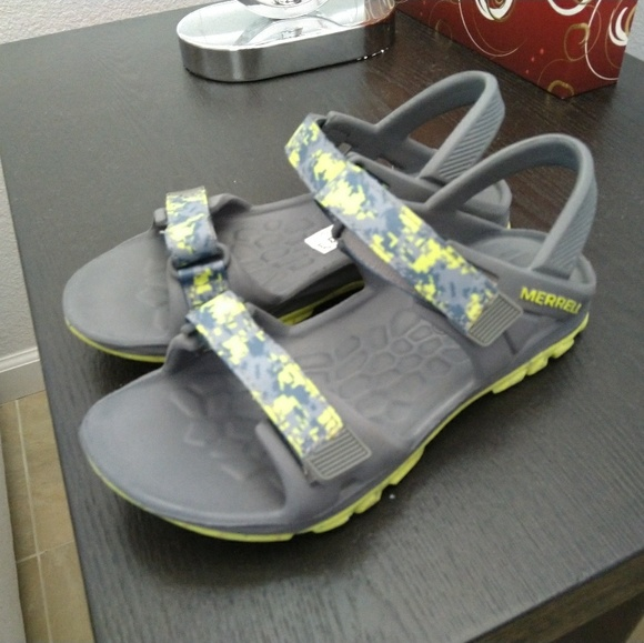Sandals Size Sandals Kids Size Merrell 2 Kids Merrell N0wv8mn